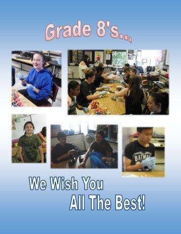 67 - Grade eight goodbye