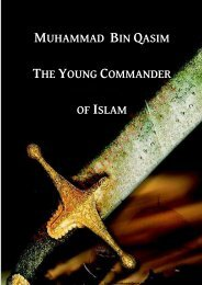 MuhammadcBin Qasim - The Young Commander Of Islam