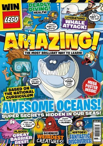 Awesome Oceans Special!