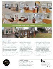 Wicker Homes Group Take Ones/Flyers
