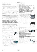 KitchenAid JQ 276 WH - JQ 276 WH LT (858727699290) Istruzioni per l'Uso - Page 6