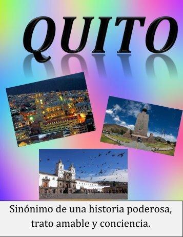 revista de Quito