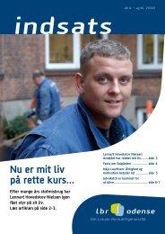 Nu er mit liv på rette kurs... - Det Lokale Beskæftigelsesråd i Odense