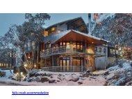 snowski accommodation