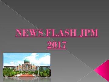 NEWS FLASH JPM 2017