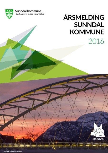 Årsmelding Sunndal kommune 2016