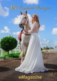 JK Couture Bridal & Evening eMagazine issue 2