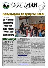 Andst Avisen uge 6 2012