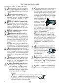 KitchenAid JQ 280 SL - JQ 280 SL ET (858728099890) Istruzioni per l'Uso - Page 4