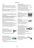 KitchenAid JQ 280 SL - JQ 280 SL ET (858728099890) Istruzioni per l'Uso - Page 6