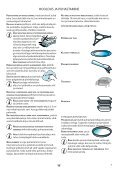 KitchenAid JQ 280 SL - JQ 280 SL ET (858728099890) Istruzioni per l'Uso - Page 7