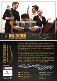 Invite : Beltuner
