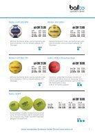 Handball-Katalog ballco sports CH - Page 7