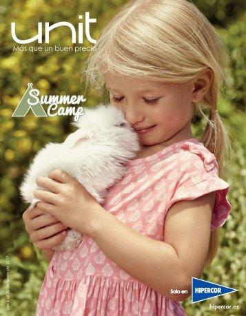 Catálogo Hipercor, SUMMER CAMP Moda Niñ@s hasta 30 de Junio 207
