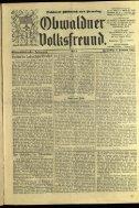 Obwaldner Volksfreund 1921 - Page 5
