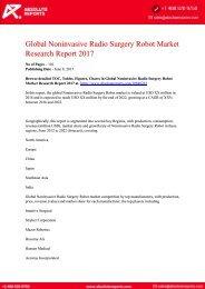 10846263-Global-Noninvasive-Radio-Surgery-Robot-Market-Research-Report-2017