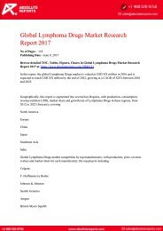 10846141-Global-Lymphoma-Drugs-Market-Research-Report-2017