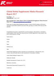 10846362-Global-Herbal-Supplements-Market-Research-Report-2017