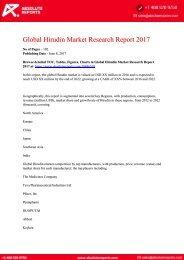 10846319-Global-Hirudin-Market-Research-Report-2017