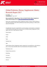 10846369-Global-Probiotics-Dietary-Supplements-Market-Research-Report-2017