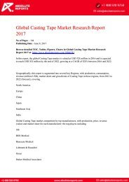 10846381-Global-Casting-Tape-Market-Research-Report-2017
