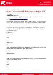 10846188-Global-Yohimbine-Market-Research-Report-2017