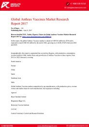 10846376-Global-Anthrax-Vaccines-Market-Research-Report-2017