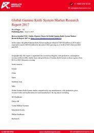 10846314-Global-Gamma-Knife-System-Market-Research-Report-2017