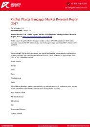 10846398-Global-Plaster-Bandages-Market-Research-Report-2017