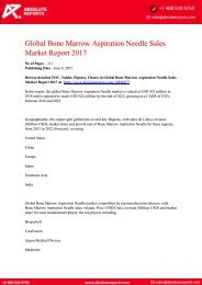 10846457-Global-Bone-Marrow-Aspiration-Needle-Sales-Market-Report-2017