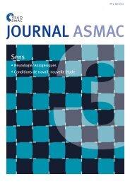 Journal ASMAC - No 3 juin 2017