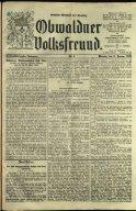 Obwaldner Volksfreund 1925 - Page 5