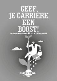 NLP |CAREER BOOST BOOK