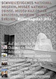 Schweizerisches Nationalmuseum.