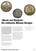 Schweizerisches Nationalmuseum. - Seite 6