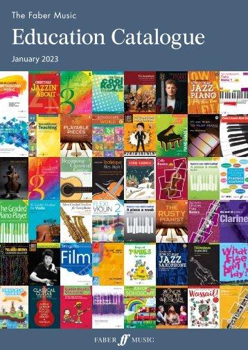Education Catalogue