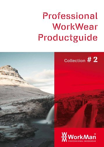 WorkMan-Productguide Collection #2 (2017)