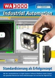 WA3000 Industrial Automation Juni 2017