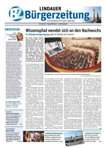 17.06.17 Lindauer Bürgerzeitung