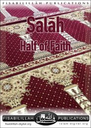 Salah - Pray Half of Faith (Islam)