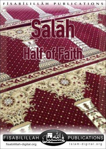 Salah - Pray Half of Faith (Islam)