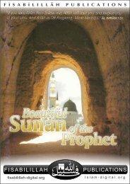 20 Beautiful Sunan of the Prophet