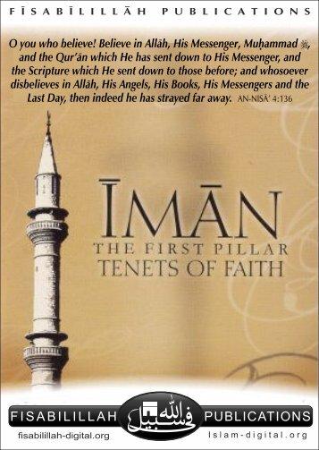 Iman The First Pillar of Islam