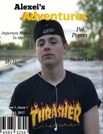 Alexei's Adventures