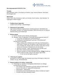 Styringsgruppe Referat 2012 02 09.pdf - Helse Midt-Norge