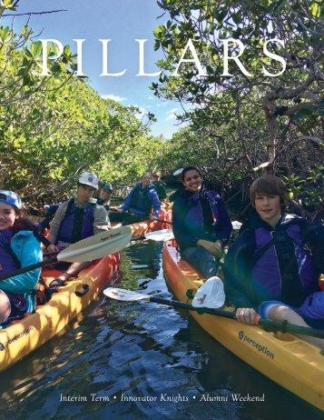 EHS Pillars - Spring 2017
