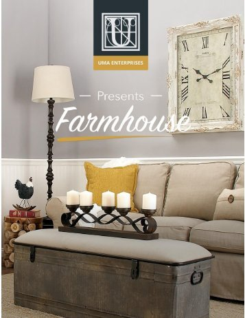 Farmhouse presentation