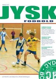 FODBOLD - DBU Jylland