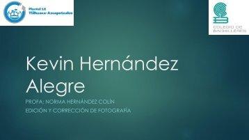 Kevin Hernández Alegre