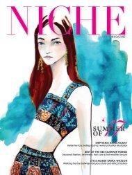 NICHE style Summer 2017